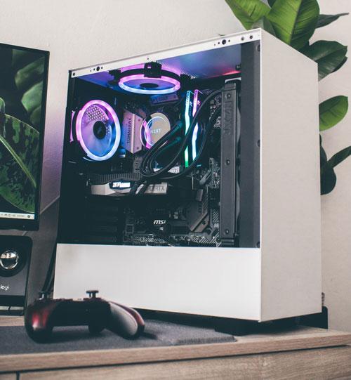 Wir bauen dir Deinen Gaming oder Büro-PC